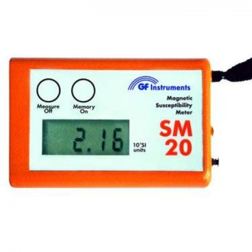 MAGNETIC SUSCEPTIBILITY METER SM-20